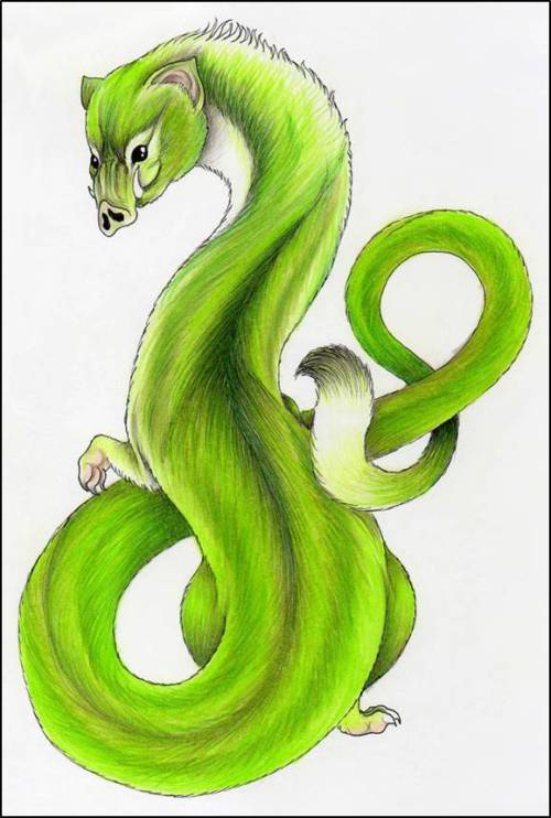 ramidreju, weasel, mythical, legend, Spanish, creature, monster, beast, green, fantasy, epic, books, novels, amreading, what to read, mystery, blog series, blogger, author, writer,