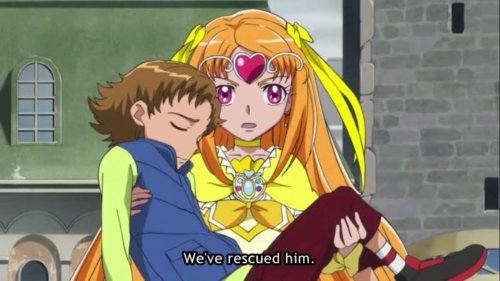 My Greatest Wish Has Always Been For Usagi To Bridal Carry Mamoru