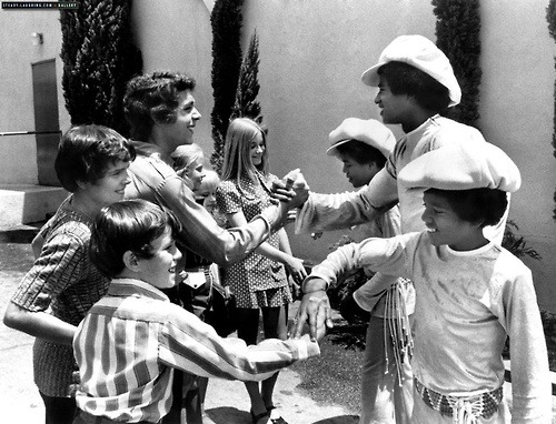 The Brady Bunch meets the Jacksons, 1971