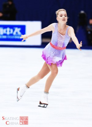 2015 Cup of China | Free Program [x]