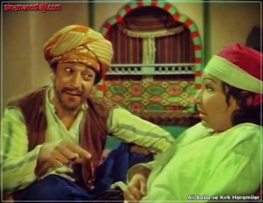 Ali Baba ve Kırk Haramiler (1971)