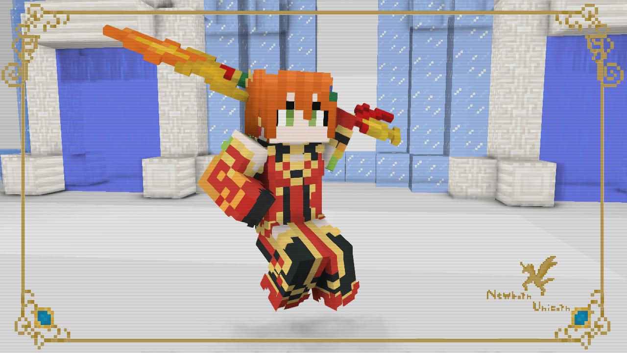 【過千Skin分享&回饋】°ܤ─=⊱ღ 我的最強作品 ღ⊰=─ܤ° @Minecraft 我的世界(當個創世神) 哈啦板 - 巴哈姆特