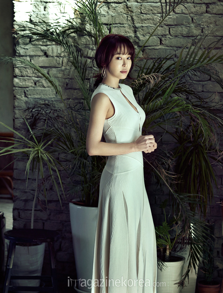 Kang Ye Won - Esquire Magazine April Issue '15