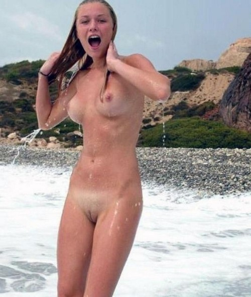 What excellent embarrassed naked girl nude beach consider
