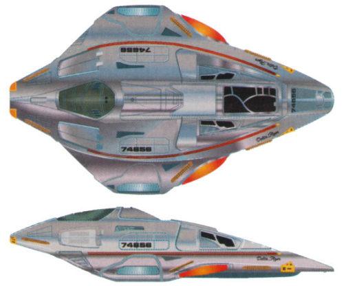 Trek Delta Star Ii Flyer