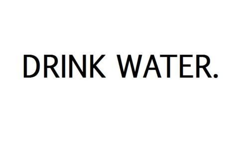 So so important. I really need to up my water intake.