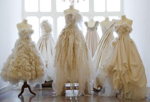 Fashion: Ball Gowns