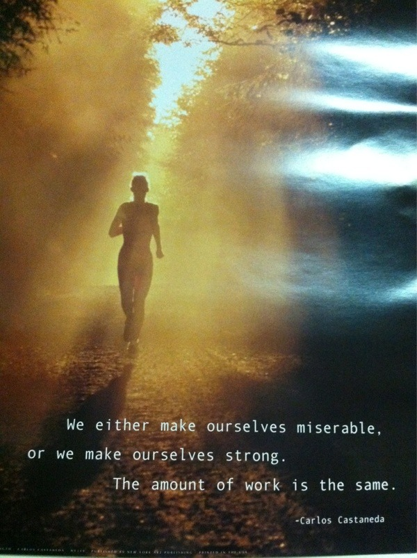 Motivation: Make yourself strong