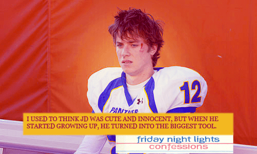 Jeremy Sumpter Friday Night Lights