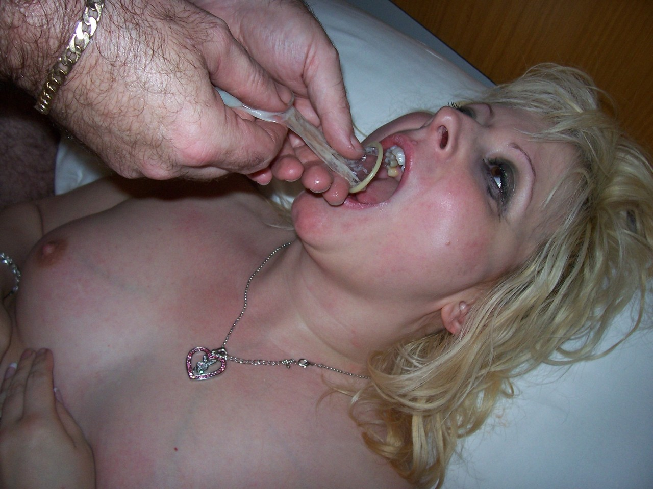 Cuckold condom humiliation collection brat perversions 7