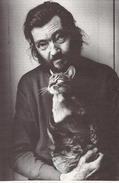 """""""Estoy tan solo como este gato, y mucho más solo porque lo sé y él no."""" — Julio Cortázar"""
