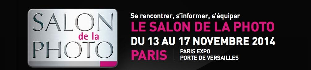 Salon de la Photo 2014