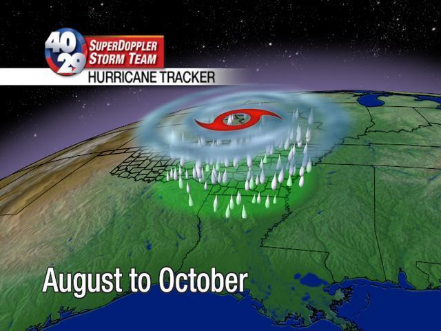 Upcoming Hurricane Season Update 40 29 Tv Weather Blog
