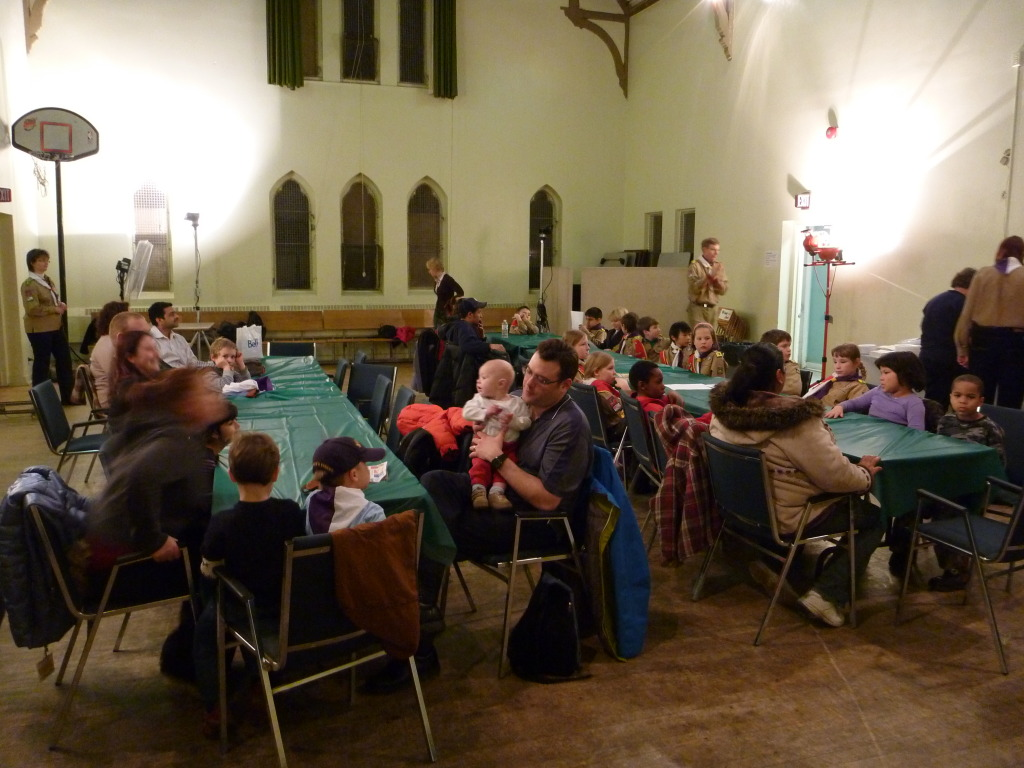 Baden Powell Banquet