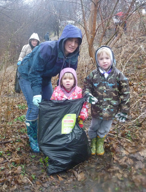 Riverdale Park Cleanup