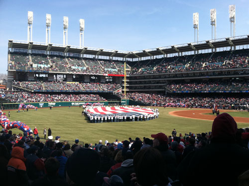 Opening Day 2011
