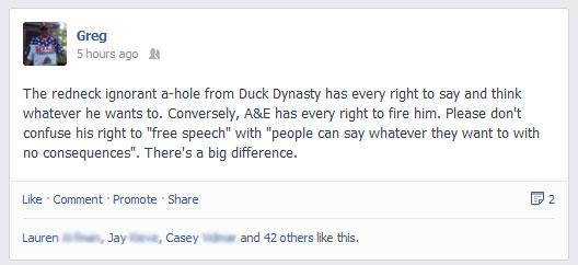 Duck Dynasty Facebook