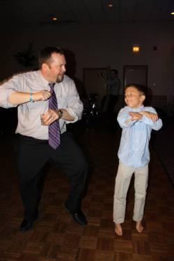 Dad & G - Gangnam Style