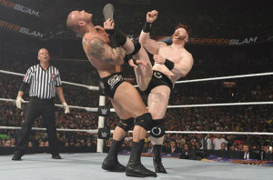 SummerSlam - Orton vs. Sheamus