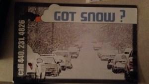 2015 Got Snow Flyer Front