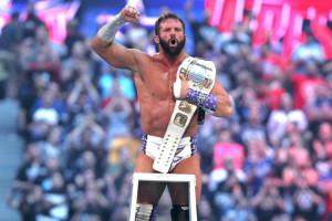 WrestleMania 32 - Intercontinental Ladder Match