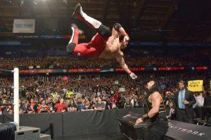 Payback 2016 - Roman Reigns vs AJ Styles