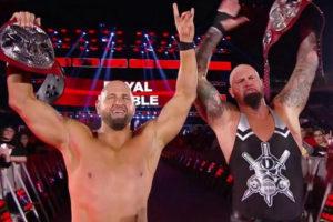 Royal Rumble 2017 The Club