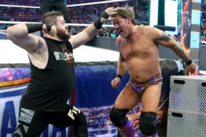 WrestleMania 33 - Owens vs Jericho