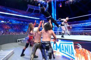 WrestleMania 33 - Raw Tag Team