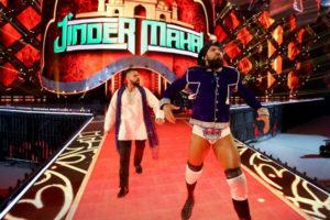 WrestleMania 34 - US Title