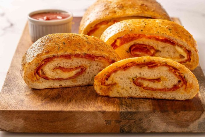 Cleveland Area Pizza Rolls