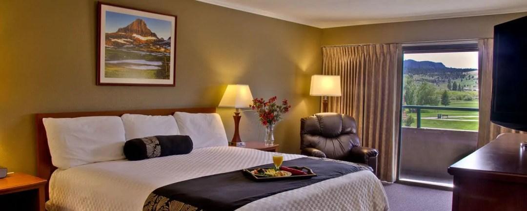 Fairmont Rooms