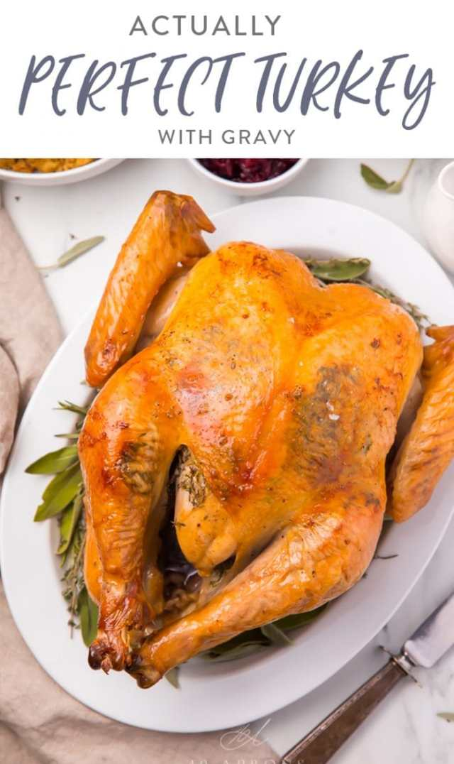 How to Cook a Turkey Perfectly (with Gravy) - 19 Aprons
