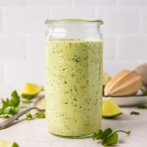 cilantro lime dressing 3