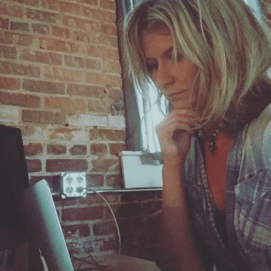 Melissa McNallan Working at Collider