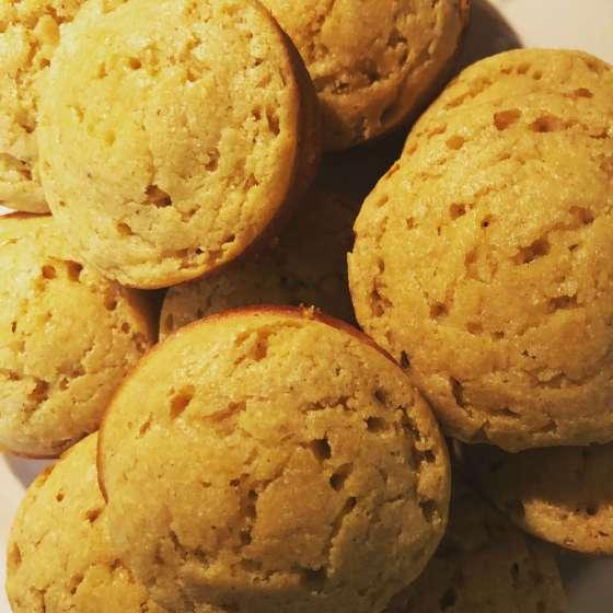 Cornbread Muffins Kodiak Cakes