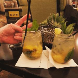 Drinks at Lockwood Bar