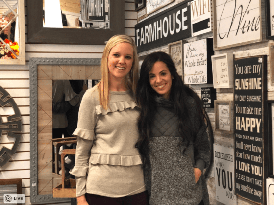 Real Deals on Home Decor Ashley Moberg, Molly Johnson