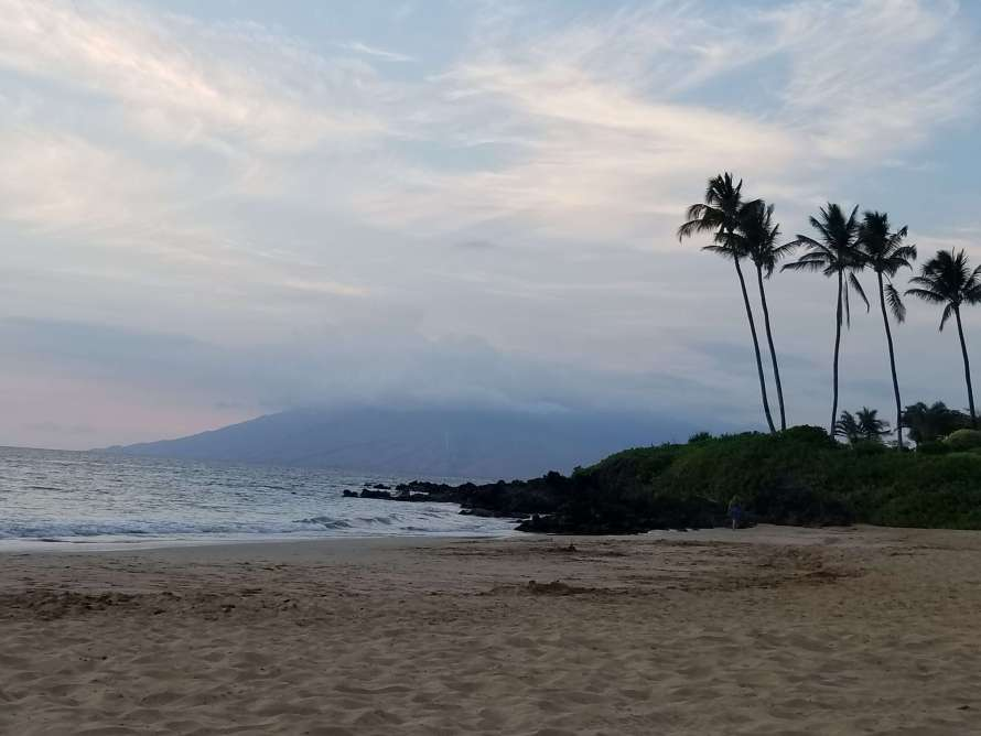 Gorgeous Beach in Maui