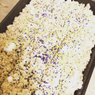 Vikings Rice Krispie Bars