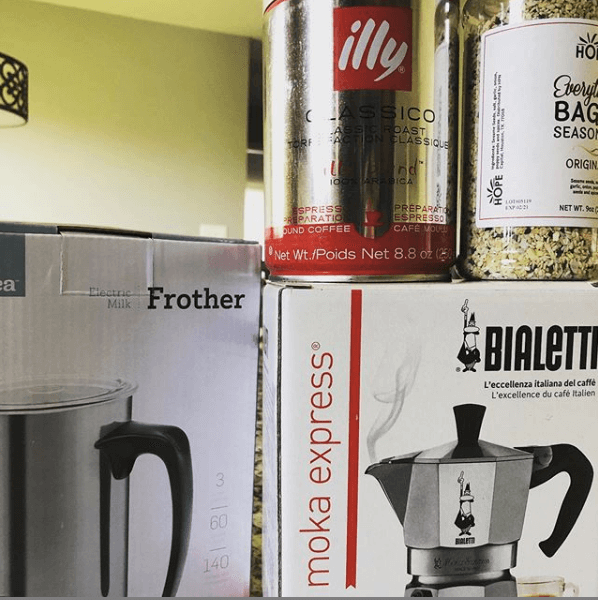 Amazon Purchases for making fancy coffee drinks at home