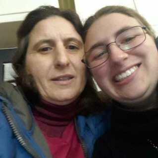 Nicolina Campobasso, la mamma di sour Gioia del Crocifisso.