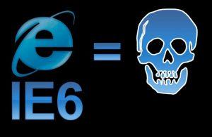 IE6 debe morir