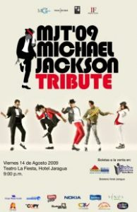 Michael Jackson Tribute '09