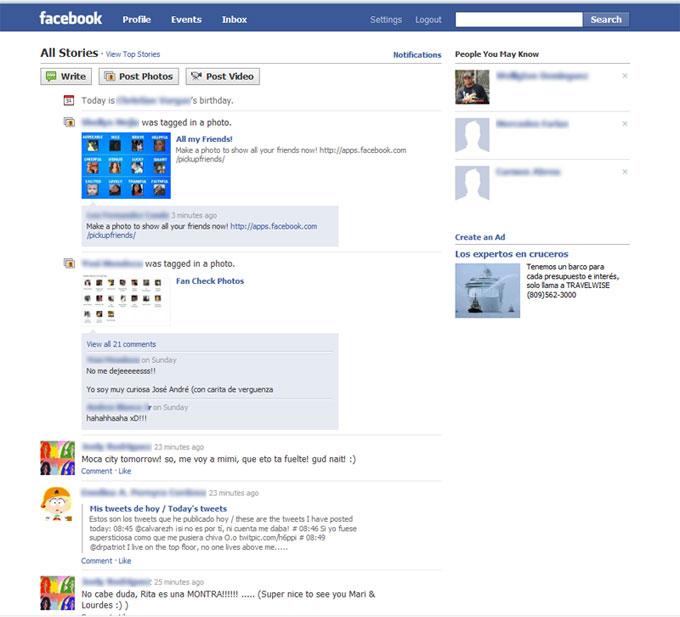Facebook Lite, o vale decir, Facebook crapless...?