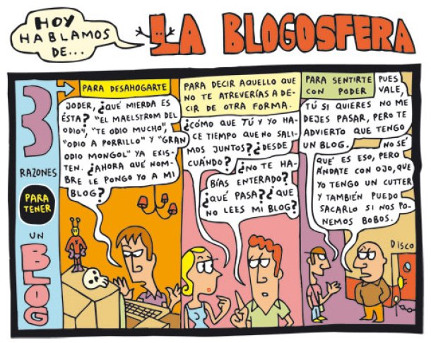 La Blogósfera