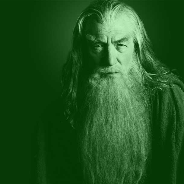Chivas Generosidad: Gandalf