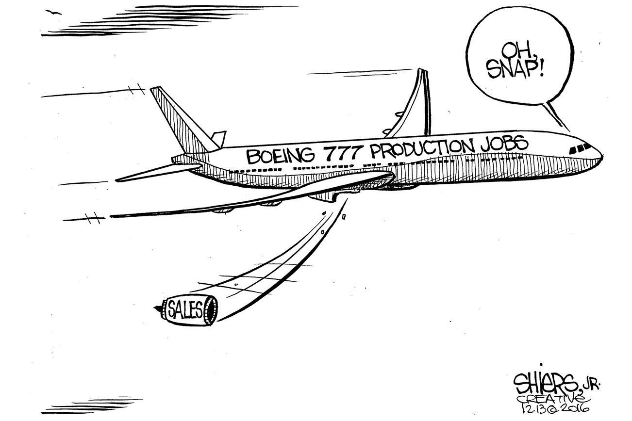 Boeing 777 Production Jobs