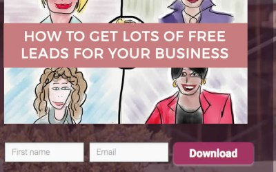 How to turn your website into a lead generation machine and generate lots of free leads!