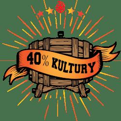 40 procent kultury